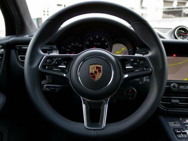 Porsche Macan Turbp  NOIR PEINTURE METALISE  Occasion - 7