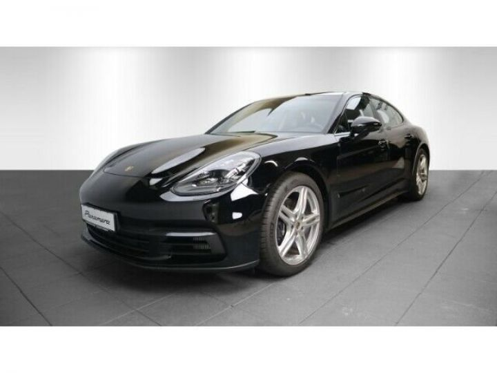 Porsche Panamera Noir - 1