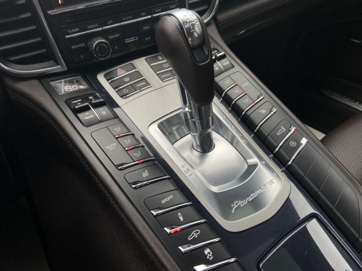 Porsche Panamera 3.0 V6 D 250ch PLATINIUM EDITION TIPTRONIC S GRIS FONCE - 16