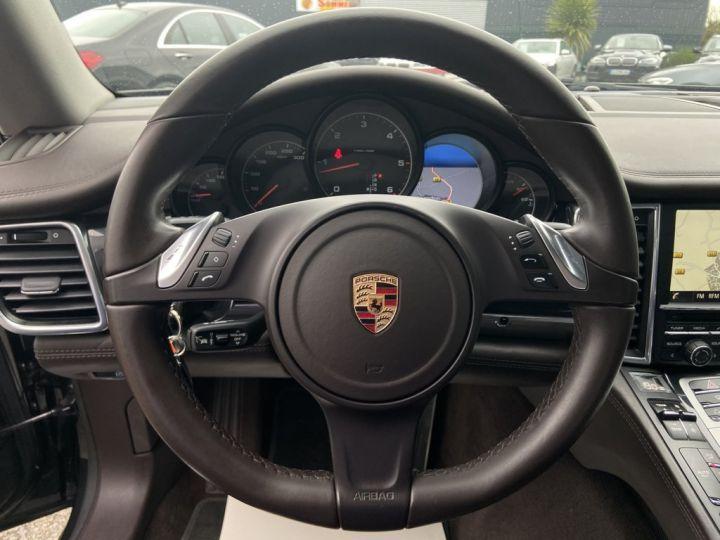 Porsche Panamera 3.0 V6 D 250ch PLATINIUM EDITION TIPTRONIC S GRIS FONCE - 18