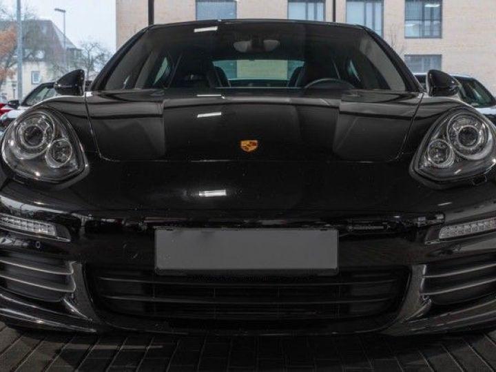 Porsche Panamera 3.6 V6 4 EDITION Noir métallisé - 2