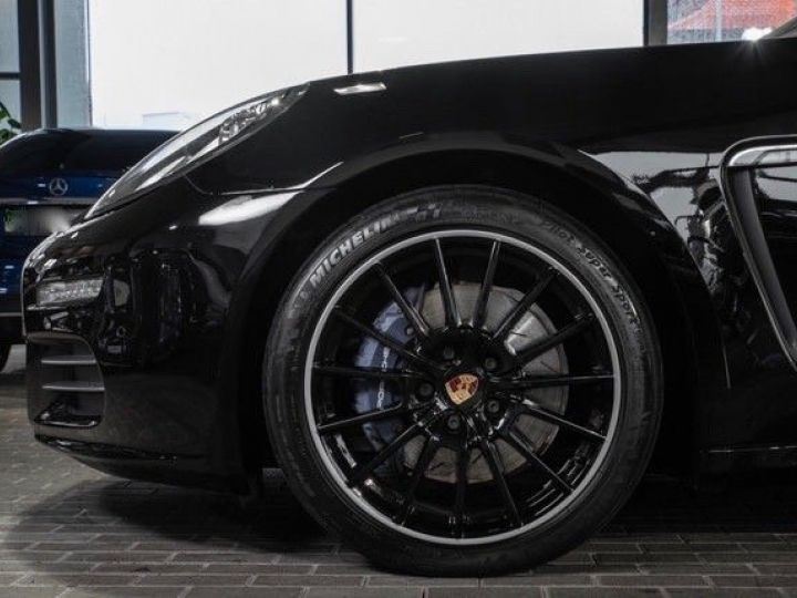 Porsche Panamera 3.6 V6 4 EDITION Noir métallisé - 3
