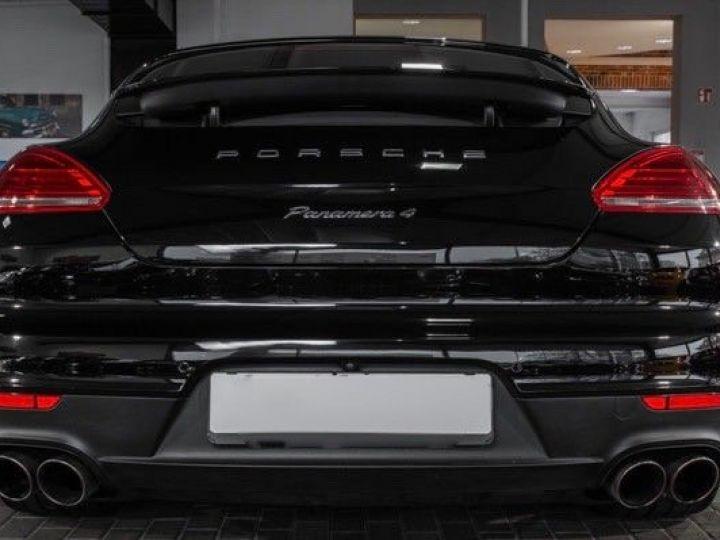 Porsche Panamera 3.6 V6 4 EDITION Noir métallisé - 5