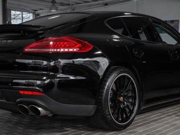 Porsche Panamera 3.6 V6 4 EDITION Noir métallisé - 6