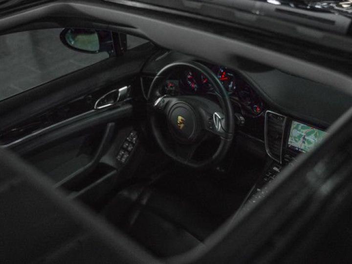Porsche Panamera 3.6 V6 4 EDITION Noir métallisé - 7