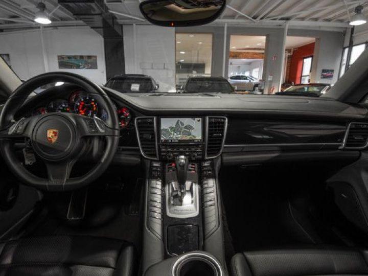 Porsche Panamera 3.6 V6 4 EDITION Noir métallisé - 8