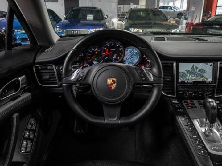 Porsche Panamera 3.6 V6 4 EDITION Noir métallisé - 9