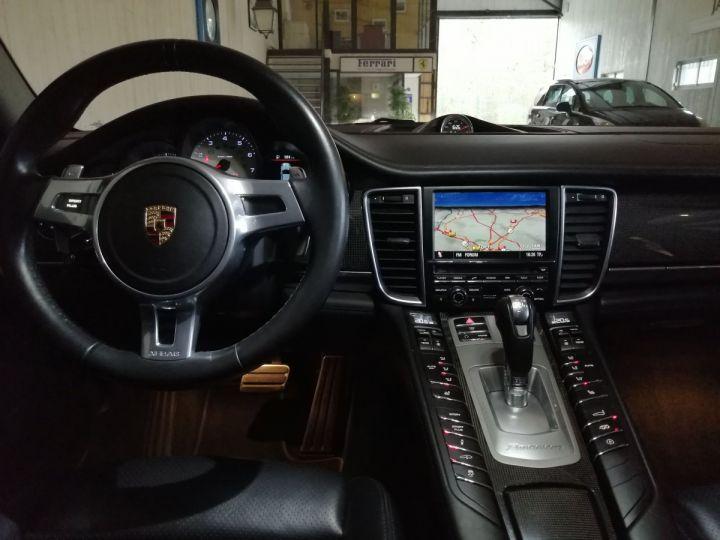 Porsche Panamera 4.8 V8 400 CV 4S PDK Noir - 6