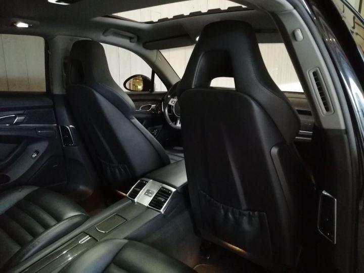 Porsche Panamera 4.8 V8 400 CV 4S PDK Noir - 9