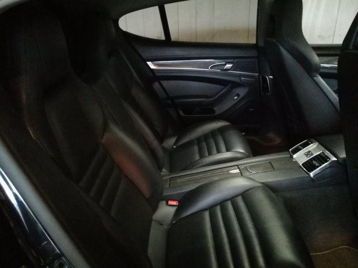 Porsche Panamera 4.8 V8 400 CV 4S PDK Noir - 10