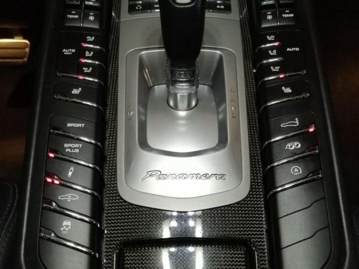 Porsche Panamera 4.8 V8 400 CV 4S PDK Noir - 14