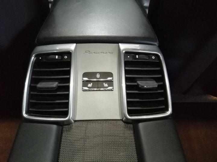 Porsche Panamera 4.8 V8 400 CV 4S PDK Noir - 15
