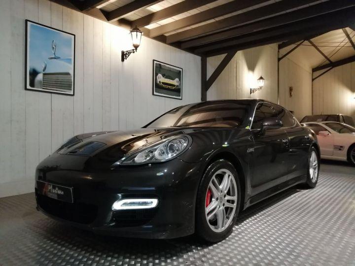 Porsche Panamera 4.8 V8 500 CV TURBO Gris - 2