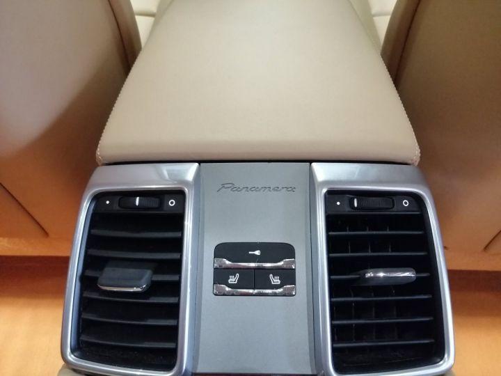Porsche Panamera 4.8 V8 500 CV TURBO Gris - 10
