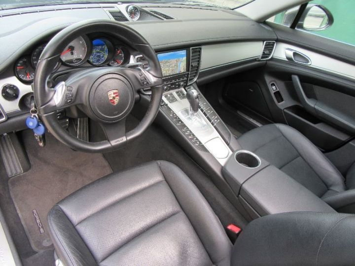 Porsche Panamera 4.8L V8 400CH GRIS CARBONE Occasion - 2