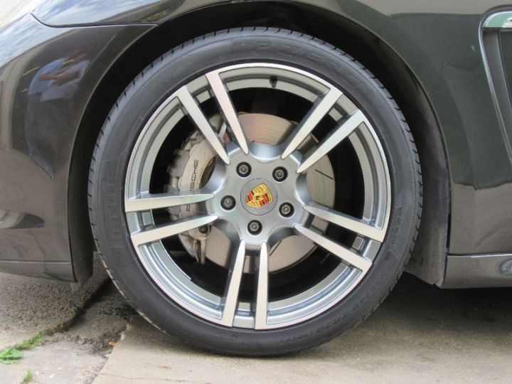 Porsche Panamera 4.8L V8 400CH GRIS CARBONE Occasion - 15
