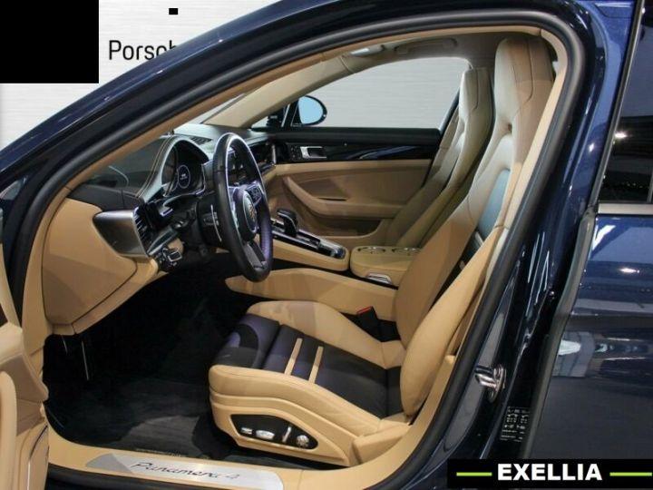 Porsche Panamera 4 E -Hybrid  BLEU PEINTURE METALISE Occasion - 4