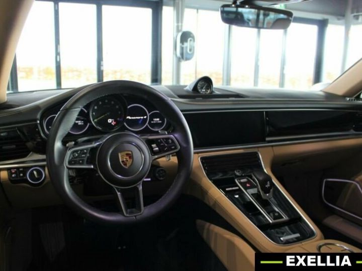 Porsche Panamera 4 E -Hybrid  BLEU PEINTURE METALISE Occasion - 9