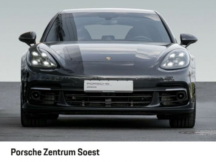 Porsche Panamera 4 E-Hybrid gris volcano - 1