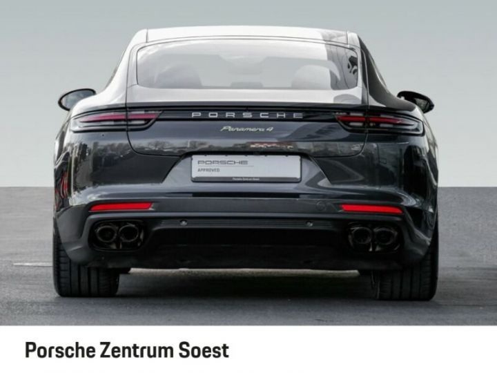 Porsche Panamera 4 E-Hybrid gris volcano - 2