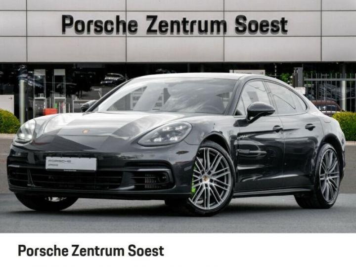 Porsche Panamera 4 E-Hybrid gris volcano - 7