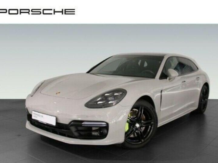 Porsche Panamera # 4 E-Hybrid Sport  Blanc - 1