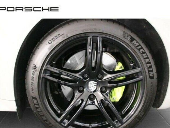 Porsche Panamera # 4 E-Hybrid Sport  Blanc - 3
