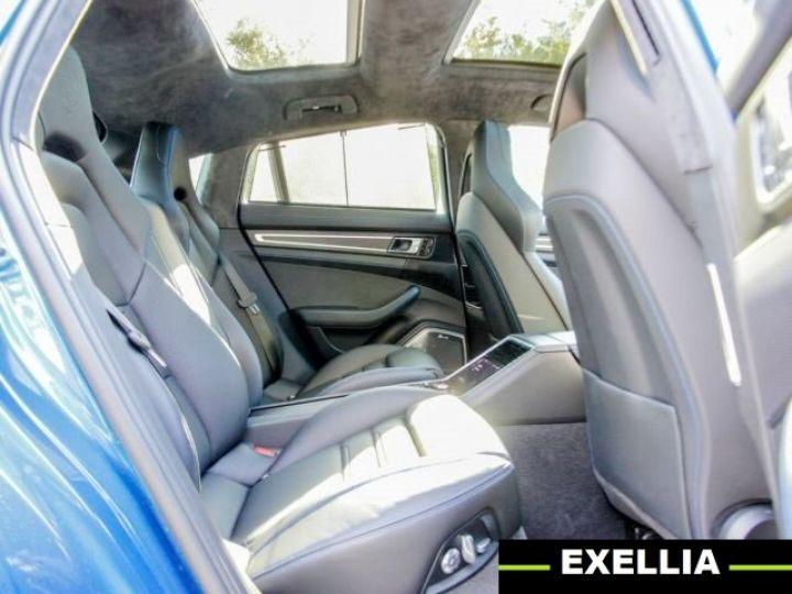 Porsche Panamera 4 E-Hybrid Sport Chrono  BLEU PEINTURE METALISE Occasion - 4