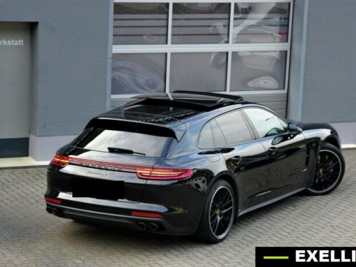 Porsche Panamera 4 E-Hybrid Sport Turismo NOIR PEINTURE METALISE  Occasion - 1