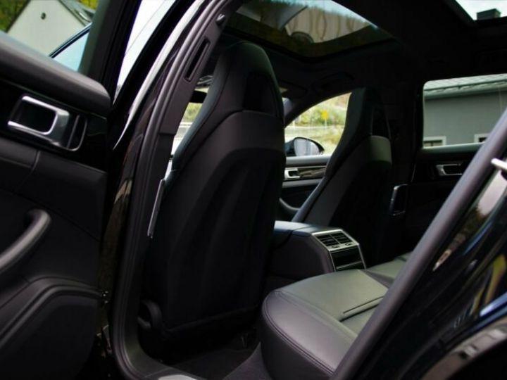 Porsche Panamera 4 E-Hybrid Sport Turismo NOIR PEINTURE METALISE  Occasion - 4