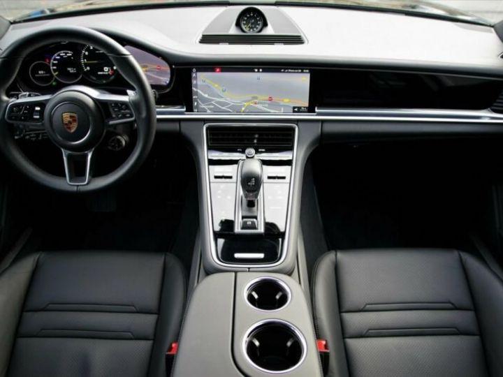 Porsche Panamera 4 E-Hybrid Sport Turismo NOIR PEINTURE METALISE  Occasion - 14