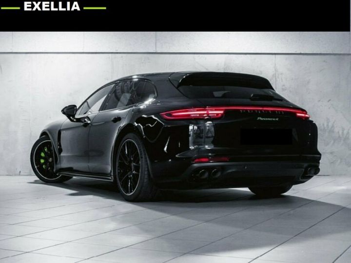 Porsche Panamera 4 E-Hybrid Sport Turismo NOIR PEINTURE METALISE  Occasion - 2