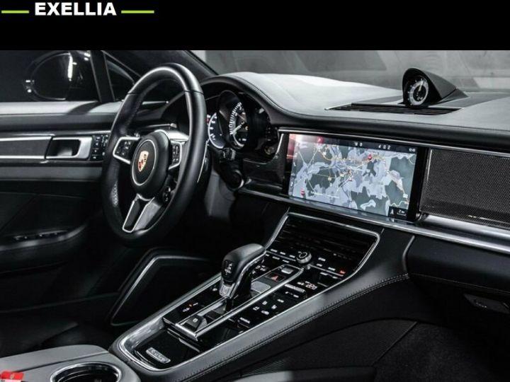 Porsche Panamera 4 E-Hybrid Sport Turismo NOIR PEINTURE METALISE  Occasion - 7