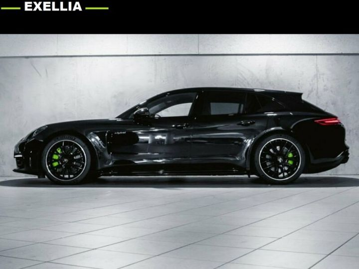 Porsche Panamera 4 E-Hybrid Sport Turismo NOIR PEINTURE METALISE  Occasion - 13