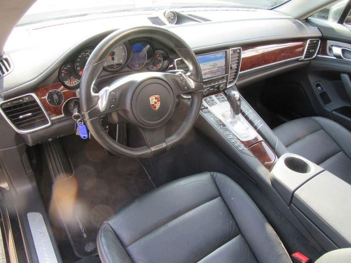 Porsche Panamera 4S 4.8 V8 400CH PDK Gris Carbone Occasion - 2