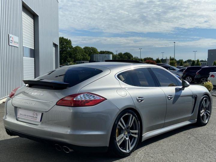 Porsche Panamera 4S 4.8 V8 400ch PDK ARGENT GT - 6