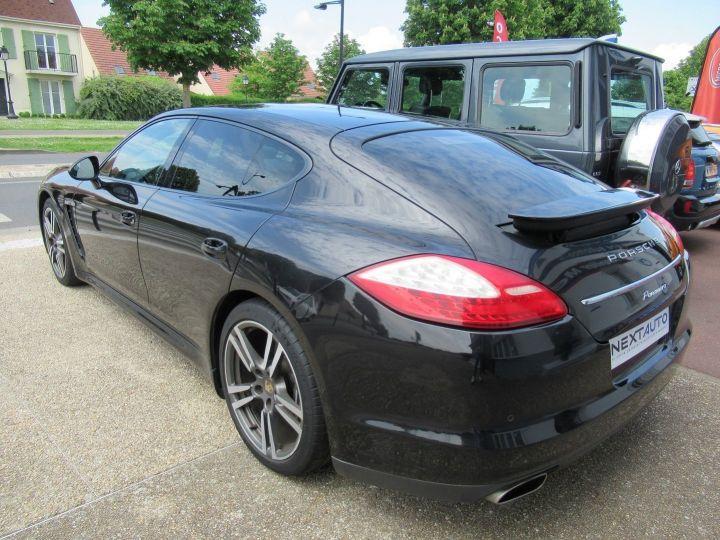 Porsche Panamera (970) 3.0 DIESEL Noir - 3