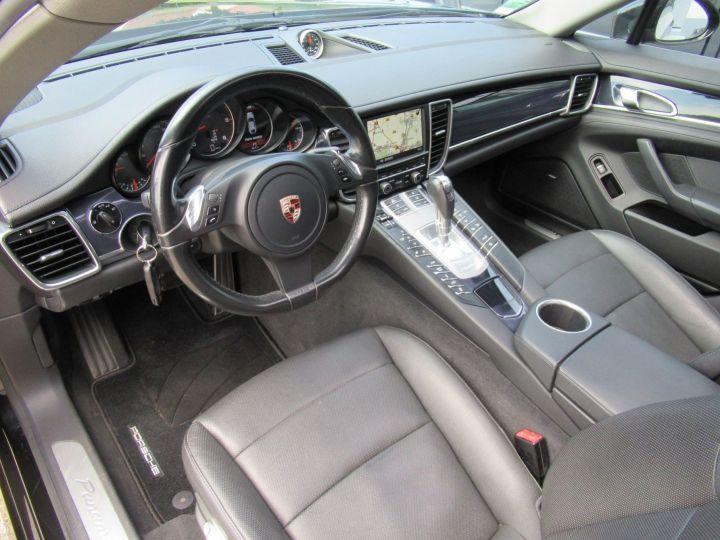 Porsche Panamera (970) 3.0 DIESEL Noir - 4