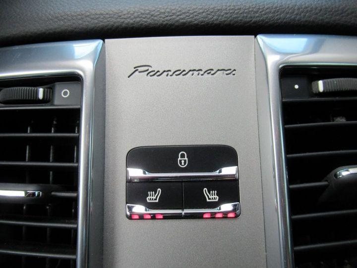 Porsche Panamera (970) 3.0 DIESEL Noir - 17