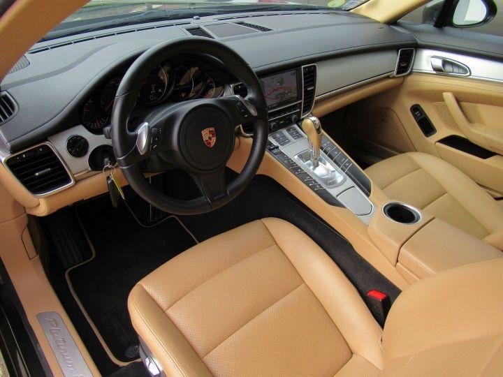 Porsche Panamera (970) 3.0 DIESEL PLATINUM EDITION Gris Fonce - 2