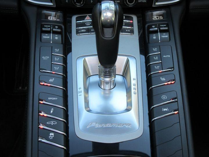 Porsche Panamera 970 3.0L V6 420CH PDK GRIS FONCE Occasion - 8