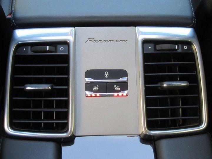 Porsche Panamera 970 3.0L V6 420CH PDK GRIS FONCE Occasion - 13