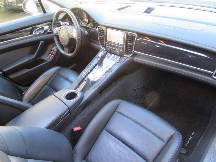 Porsche Panamera 970 3.0L V6 420CH PDK GRIS FONCE Occasion - 16