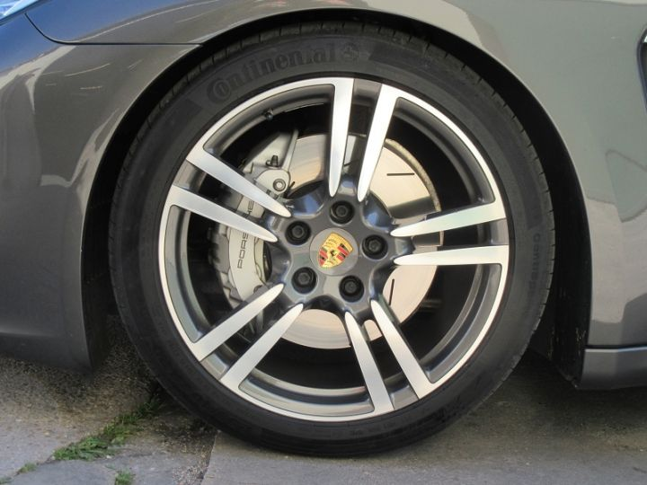 Porsche Panamera 970 3.0L V6 420CH PDK GRIS FONCE Occasion - 17