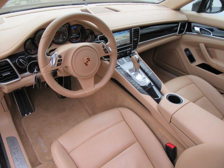 Porsche Panamera 970 3.6L V6 310CH GRIS CARBONE Occasion - 2