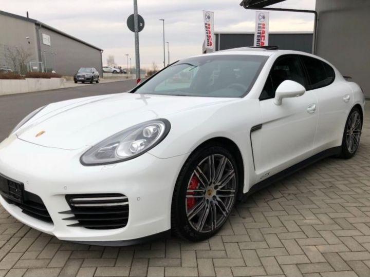 Porsche Panamera 970 GTS BLANC Occasion - 2