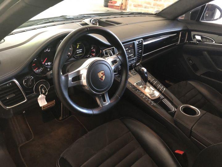 Porsche Panamera GTS 4.8 V8 430 CV PDK Gris - 5