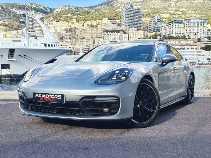 Porsche Panamera GTS SPORT TURISMO Gris Dolomite Occasion - 2