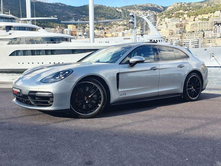 Porsche Panamera GTS SPORT TURISMO Gris Dolomite Occasion - 3
