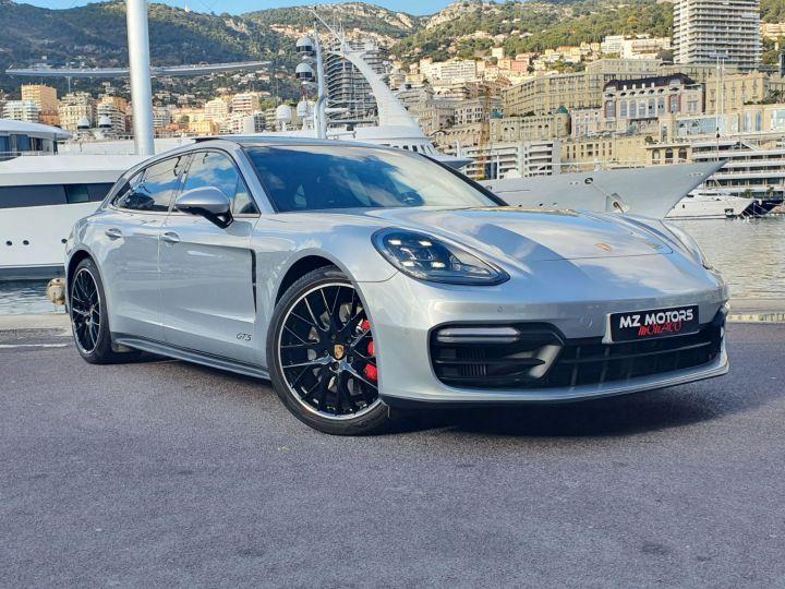 Porsche Panamera GTS SPORT TURISMO Gris Dolomite Occasion - 5